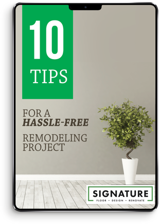 Tips-for-a-hassle-free-remodeling | Signature Flooring, Inc