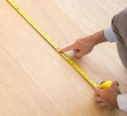 Floor measurement | Signature Flooring, Inc