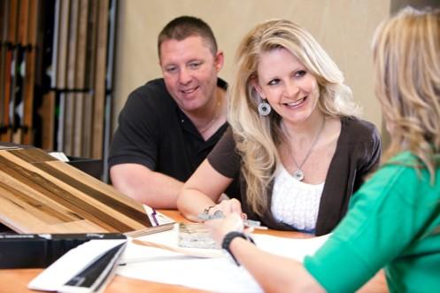 Design consultation   Signature Flooring, Inc
