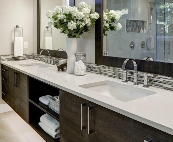 Bathroom vanities | Signature Flooring, Inc