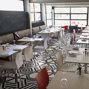 Commercial place interior | Signature Flooring, Inc