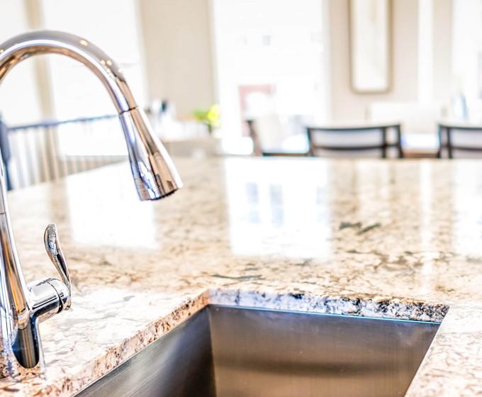 Kitchen countertop | Signature Flooring, Inc