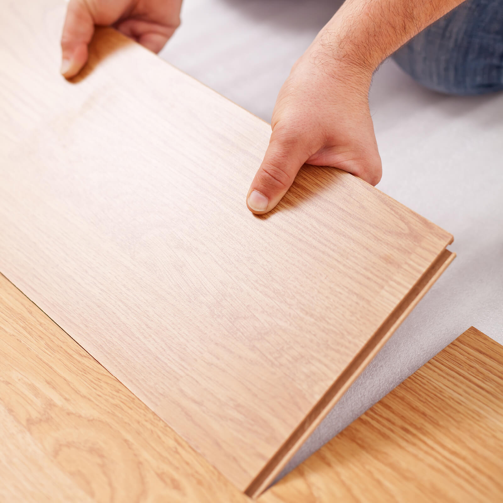 Laminate installation | Signature Flooring, Inc