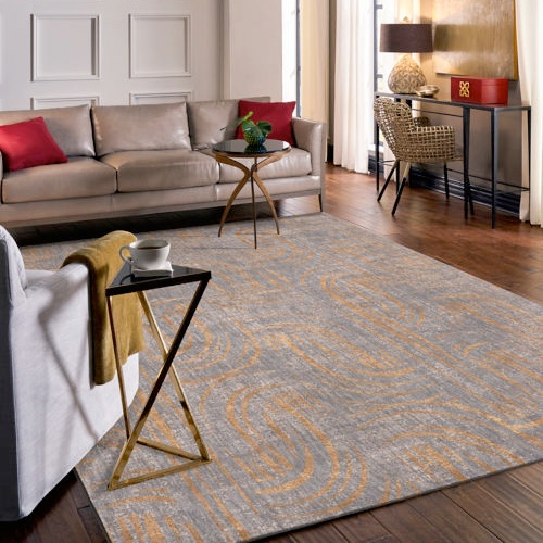 Area rug for living room | Signature Flooring, Inc