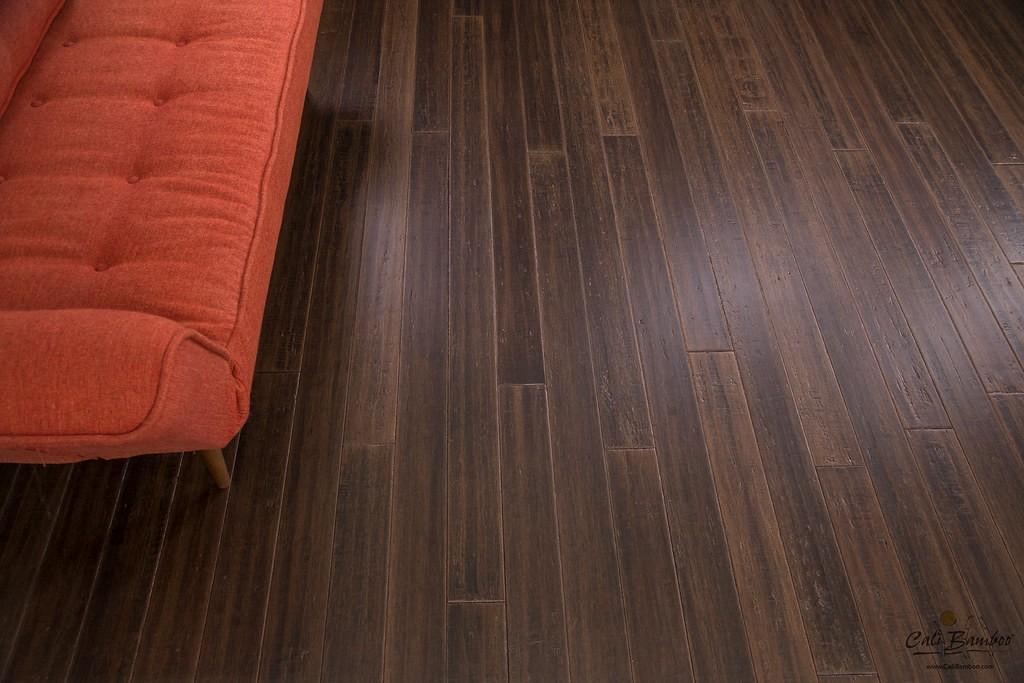 Bamboo flooring detail | Signature Flooring, Inc