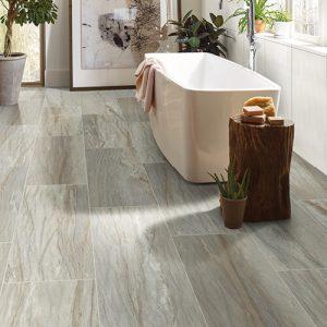 Sanctuary Bathroom | Signature Flooring, Inc