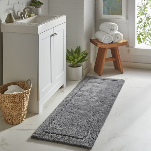Rugs in the Bathroom | Signature Flooring, Inc