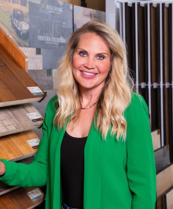 Brittany Bullis- Outside Sales & Design Associate